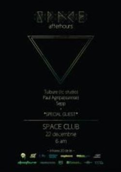Revelion 2013 Afterhours in Club Space